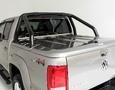 Volkswagen Amarok Dual Cab 2011 to Current, Factory Sports Bar Fibreglass Ute Hard Lid Cover