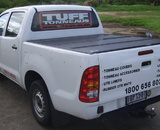 Toyota Hilux Dual Cab SR5 A Deck Without Factory Sports Bars Without Headboard April 2005 to September 2015, BAKFLIP UTE LID COVER (ONLY 4 LEFT - ON SALE NOW!)
