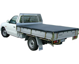 Tray Tonneaus To Suit Triple M Tray 2400  X 1850 Bunji Tonneau Cover (Measurements are Internal)