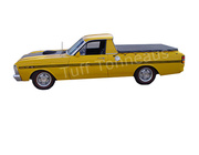 Ford Falcon XR - XT - XW - XY 1967 to 1971, Rope Ute Tonneau Cover,[x]