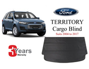 Cargo Blind to suit Ford Territory 2004 to 2017, Tonneau Spare Parts