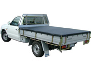 Tray Tonneau Cover 2350X1805 Bunji Style, Flexiglass Tray Tonneau Cover (Notes:Measurements are Internal)