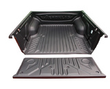 Holden Colorado Dual Cab Jul 2012 to Current Without Headboard, Over Rail Ute Liner 1 available WA ONLY