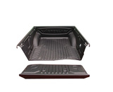 Nissan Navara D23 NP300 Dual Cab July 2015 to Current, Over Rail Ute Liner