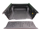 Mitsubishi Triton MQ/MR Dual Cab Jul 2015 to Current, Over Rail Ute Liner - Only Available In VIC