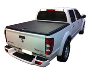 Great Wall  V200 V240 Dual Cab 2009 to 2015, Black Tuff Ute Hard Lid Cover (Headboard must be removed)