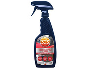 303 Automotive Tonneau Cover & Convertible Top Cleaner is specially formulated to clean and brighten tonneau covers (fabric and vinyl convertible tops and car bras), 303 Tonneau & Convertible Top Cleaner 473ml