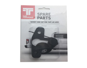 Gasket and Cap for Tuff Lid Lock, Hard Lid Spare Parts