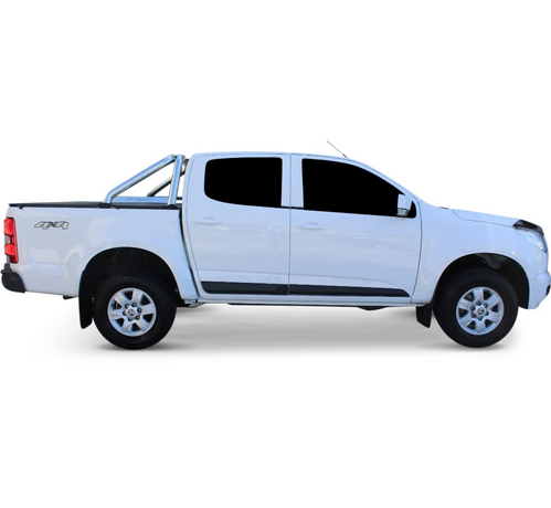 Holden Colorado Dual Cab July 2012 To Current Without Headboard