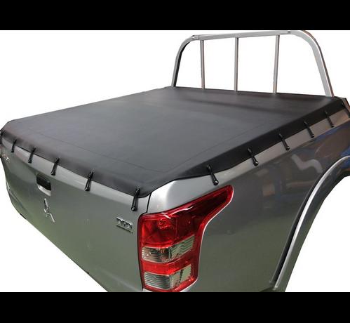 Mitsubishi Triton Mq Mr Dual Cab Jul 2015 To Current Headboard Bunji Ute Tonneau Cover